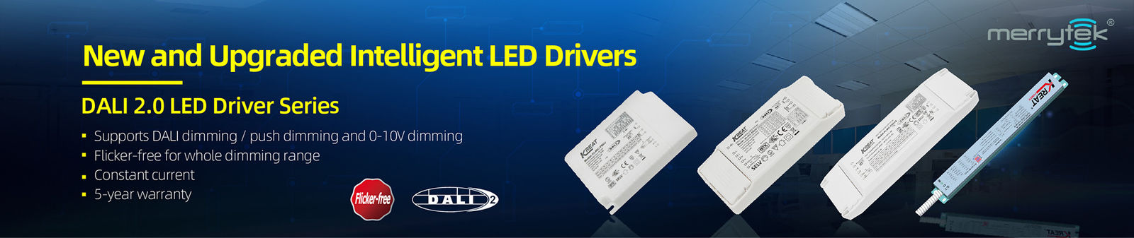China best DALI2.0 Dimmable LED Driver on sales
