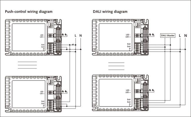 Dali led driver wiring diagram wiki share wiring diagram dali dimming ip20 indoor low vole dali led dimming driver 30 watt 16 58 vdc cl ii swarovskicordoba Images