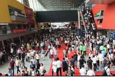 china latest news about Guangzhou Lighting Fair Came to the End, Merrytek Turning to A New Page