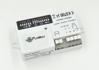 Automatic Switch Dimmable Motion Sensor With LED Trailing Edge Dimmer