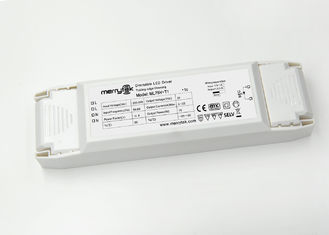 China Non - flicker 24V Dimmable LED Driver / High Brightness LED Strip Light Driver factory