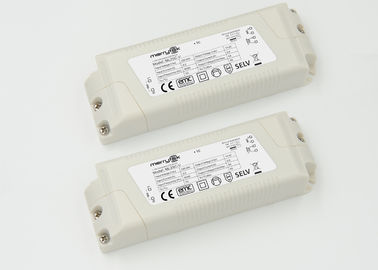 China Customized Office Panel Light 0 - 10v Dimmable LED Driver 600mA Output supplier