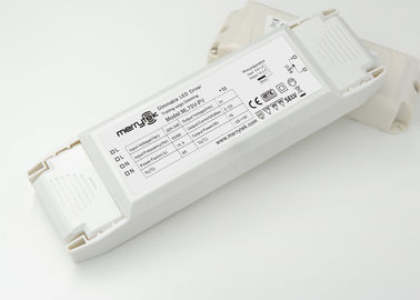 China 1 × 75W Push 1-10V Dimmable LED Driver , Constant Voltage PWM Dimming LED Driver factory