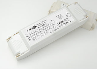 China 1 × 75W Push 1-10V Dimmable LED Driver , Constant Voltage PWM Dimming LED Driver supplier