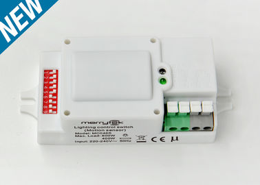 5.8G Microwave Motion Motion Sensor MC046S ,Built-in Daylight Sensor ,Support 12m High Mounting Height