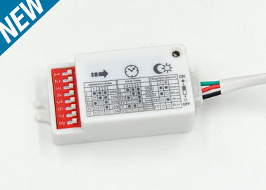 China 12v DC Microwave Motion senosr With 5vdc Signal Output , Long Range Motion Sensor supplier