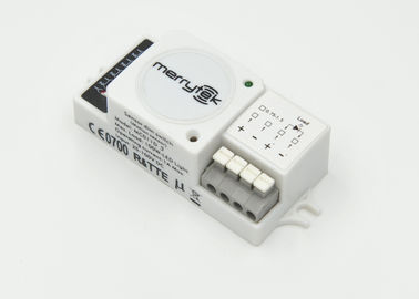 China Corridor Light DC Microwave Motion Sensor With 4 - Pole Press - In Terminal supplier
