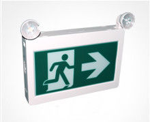China Emergency exit signs , led emergency lamp application corridor , wire - proof design supplier