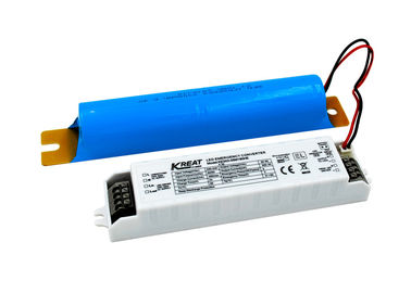 China LED Emergency Driver Power 5W Emergency Time 3h & External LiFePO4 Battery KE003-05M180HE factory