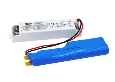 China LED Emergency Driver Power 6W Emergency Time 3h & External Li-ion Battery KE004-06M180KE factory