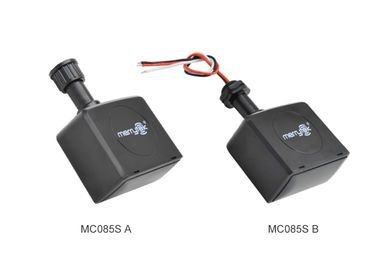 IP65 Needle / Lead Connector Microwave Motion Sensor ON / OFF Function for Flood Light MC085S