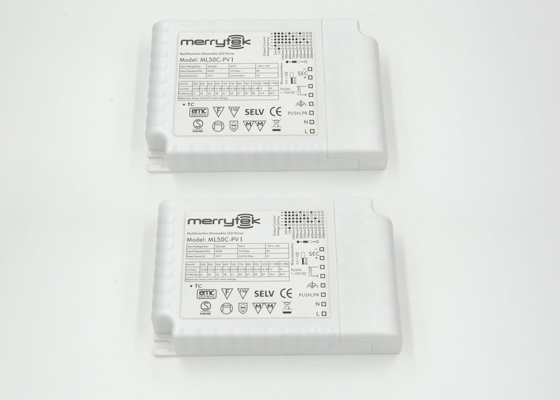 1x50w German Terminal 350ma 1050ma Led Lighting Driver 0 10v Dimming Wiring Diagram Downlight Push Dim
