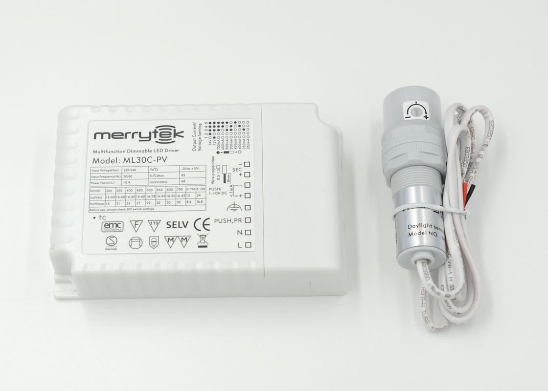 Energy Saving Daylight Sensor LED Dimmer Driver Ambient Light Dependent Control supplier