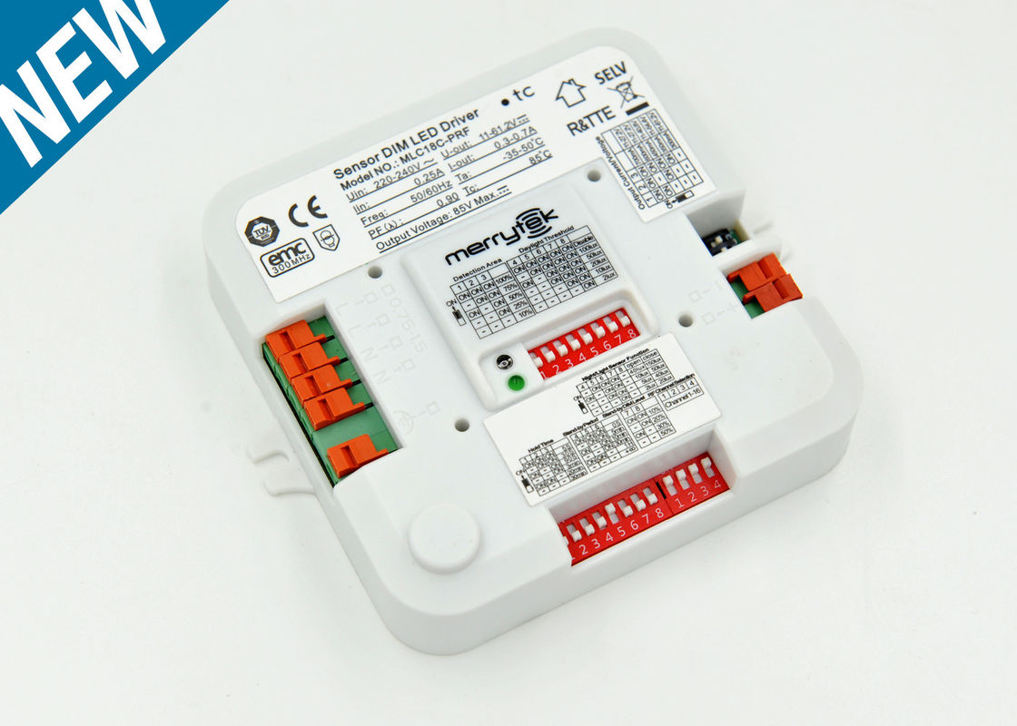 Wireless Networking Sensor LED Driver 18w With Multi - Output Current