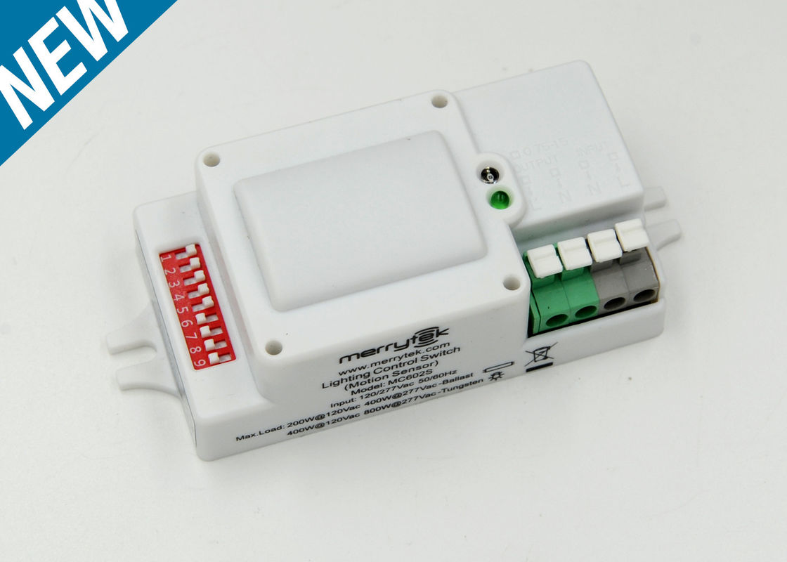 Automatic Switching 120 277vac Light Motion Sensor Microwave Switch Circuit Approved Fcc