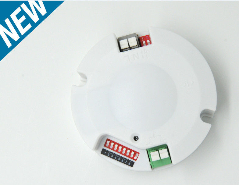 MLC09C-P Integration Of Microwave Motion Sensor And Daylight Sensor For LED Ceiling supplier