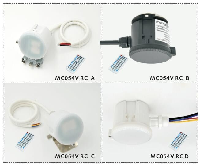 MC054V RC +MH01 Microwave Motion Sensor IP65 120-277Vac for High Bay Light supplier