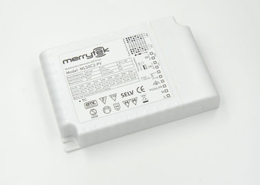 2 x 25W IP20 LED Dimmable Driver 250mA - 700mA For LED Down Light