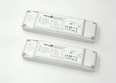 China Triac Dimmable 24v Constant Voltage LED Driver 40W for LED Strip / Panel Light factory