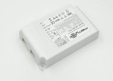 China 1x30W PUSH / 1-10V Dimmable LED Driver , 250 – 700mA Electronic LED Driver factory