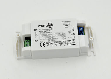 10w 350mA Constant Current Triac Dimmable LED Driver With Leading / Trailing Edge Dimming