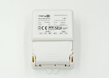 1x10w Push 1-10v led dimmer switch ML10C- PV1For 700mA Output 6-14Vdc