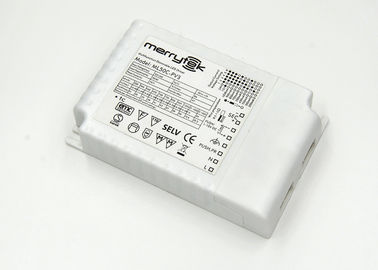 China Flicker-free Hot Plug Series 1-10V Dimmable LED Driver ML50C-PVH 50W Max factory