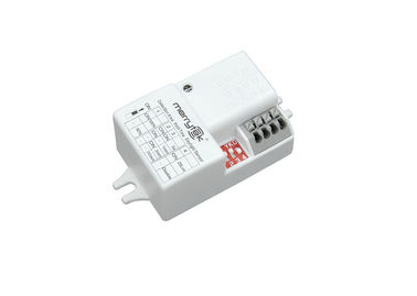 Automatic Switching Microwave Motion Sensor With 4 - Pole Press - In Terminal